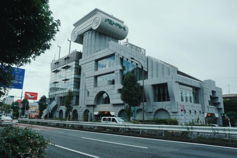 tokyo architecture - Kengo kuma 1