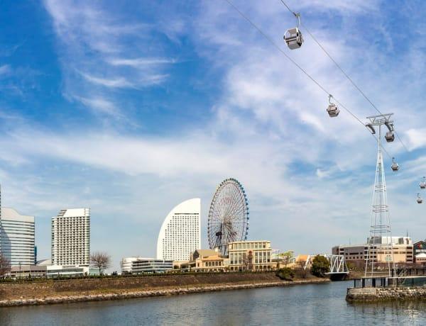 yokohama cable car What's New in Yokohama This Month: February 2021 
