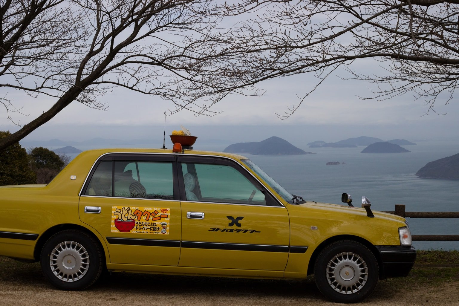 udon taxi