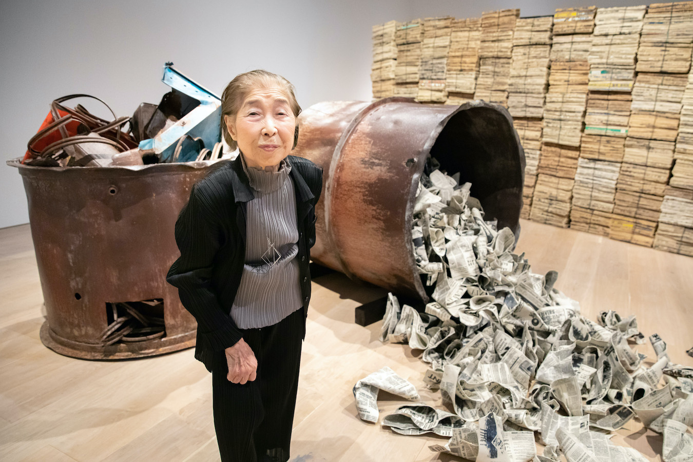 Mishima Kimiyo at Mori Art Museum
