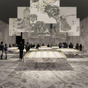 hokusai-tokyo-midtown-260-anniversary