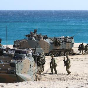 tanegashima island army