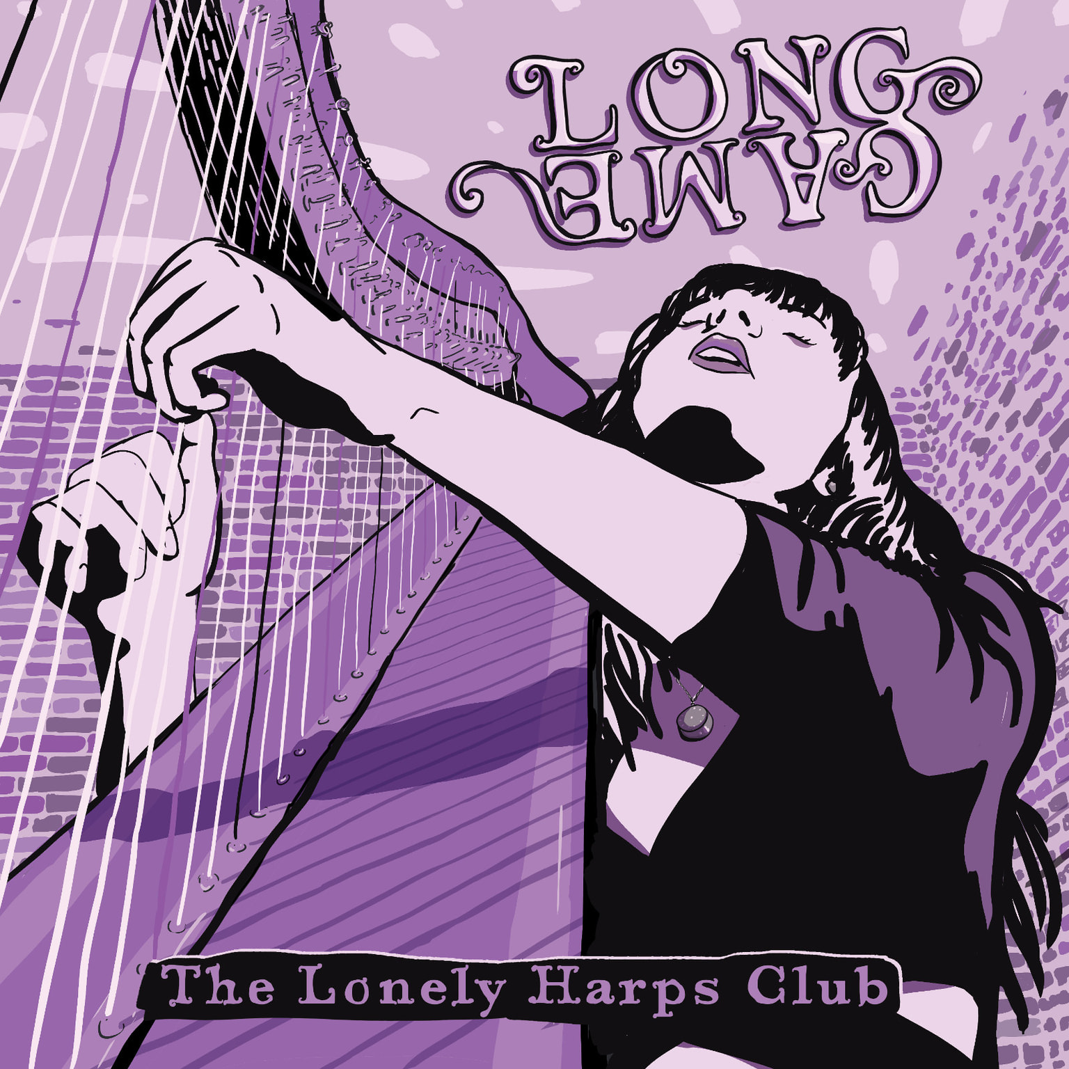 Long Game Album The Lonely Harps Club