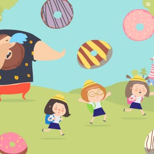 Tokyo Daddy Issues Elementary School