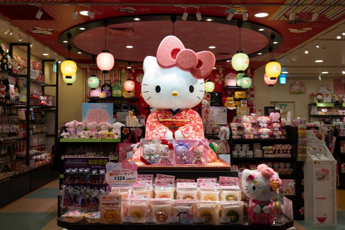 hello kitty kawaii cute culture