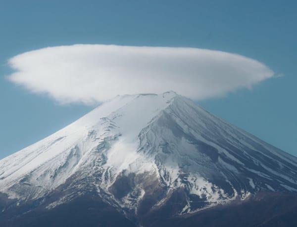 Lisa Knight Mount Fuji