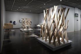 Kuma Kengo Installation Exhibition Architecture