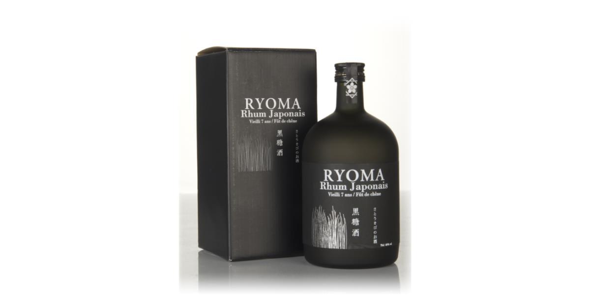 Japanese rum