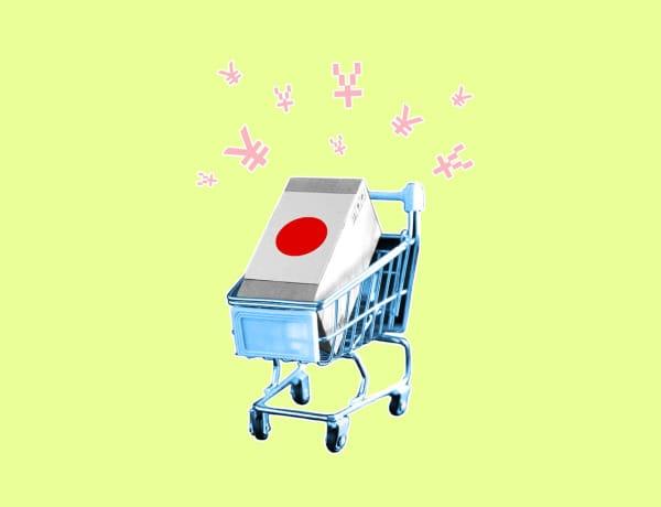 online shopping in Japan