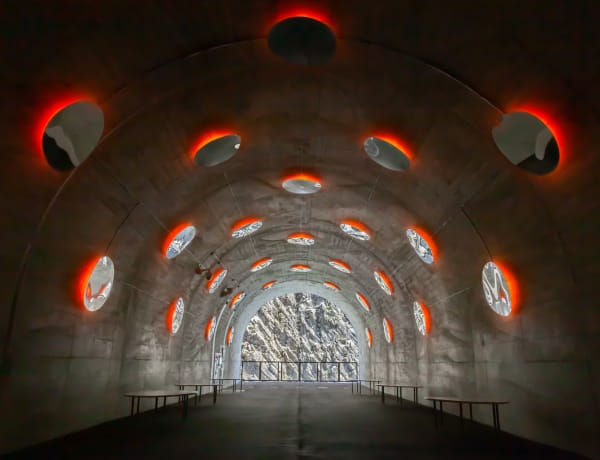 Niigata Kiyotsu Gorge road trip to the Tunnel of Light