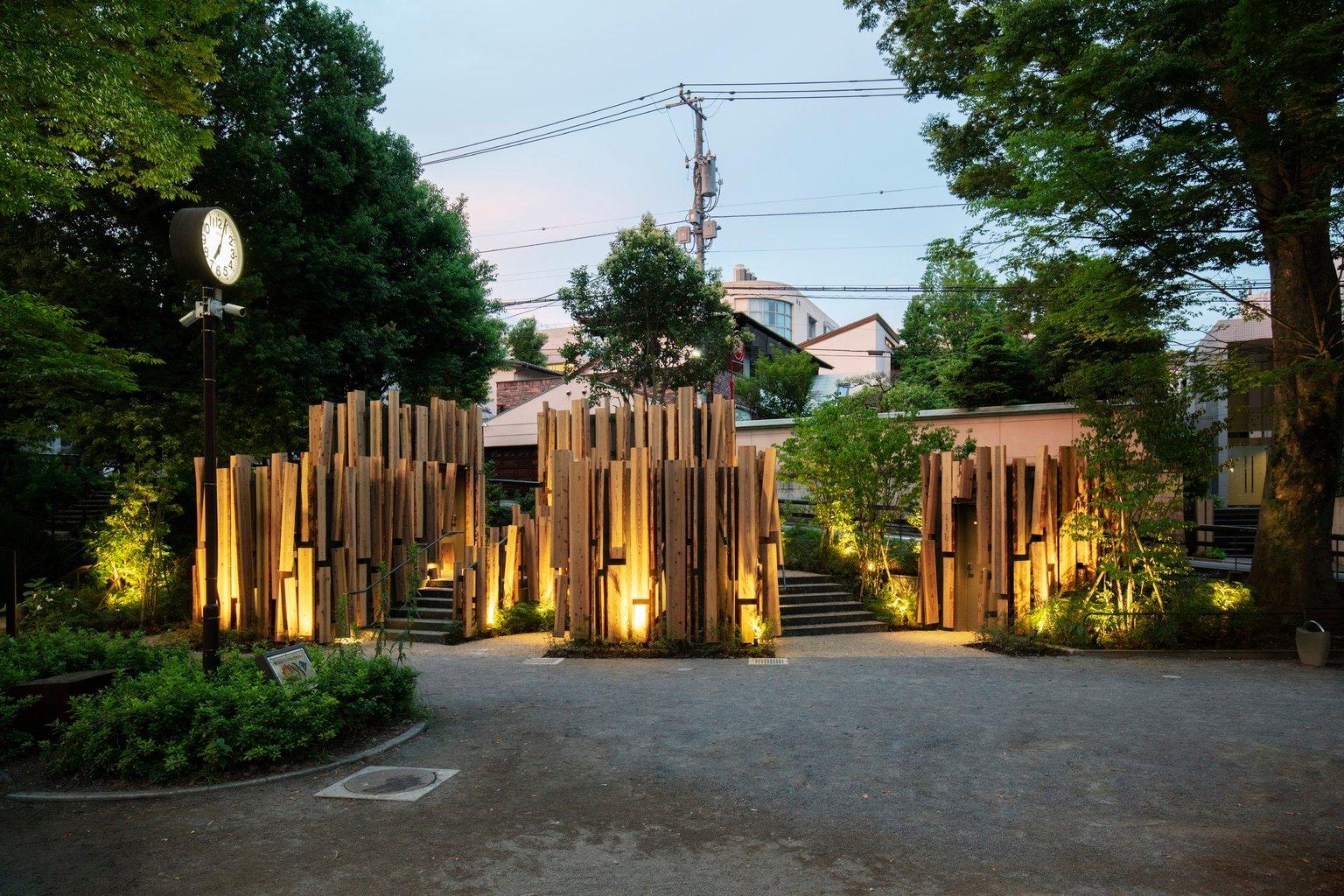 the shibuya toilets project